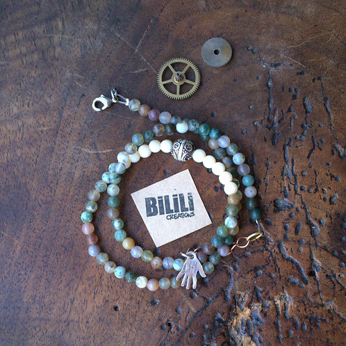 "Collier ""Be Lili"""