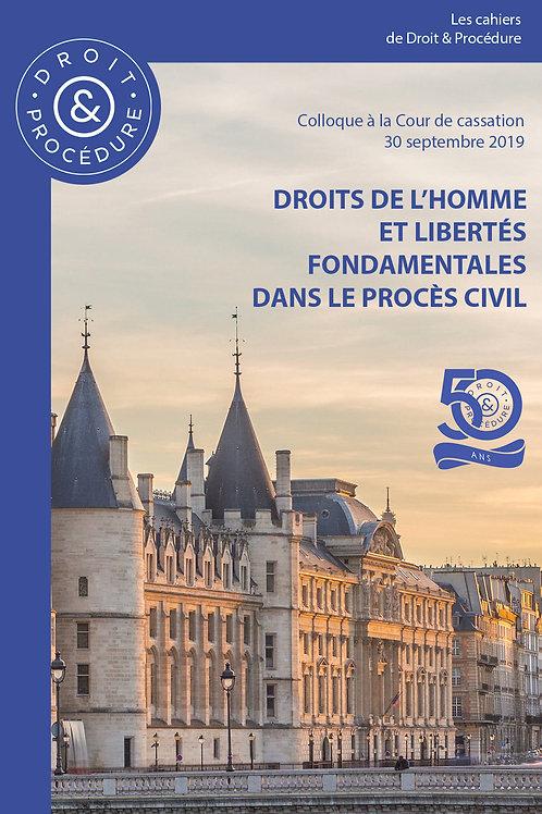 Droits de l'homme et libertés fondamentales dans le procès civil