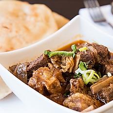 Curry (mutton, beef or chicken)