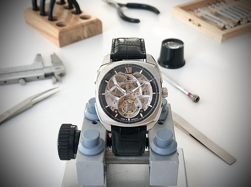 19B568CW  Tourbillon