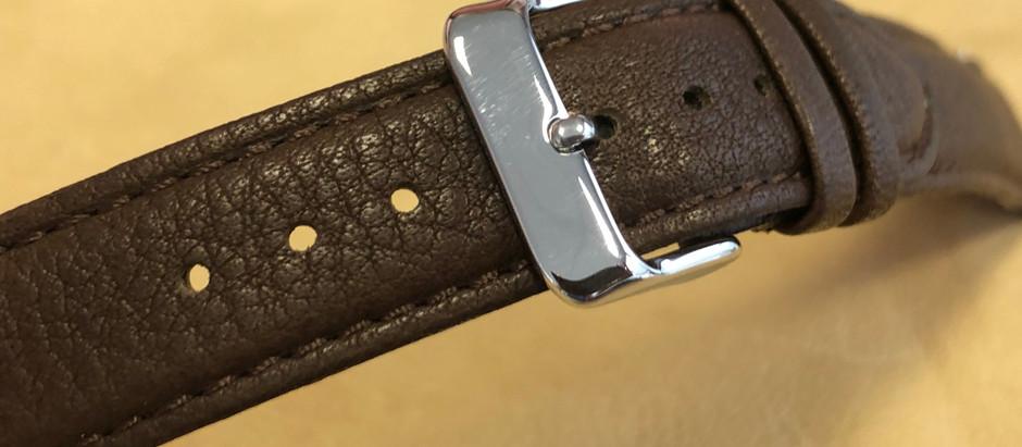 Kaschmir für das Handgelenk: Uhren-Armbänder von Constantin Weisz