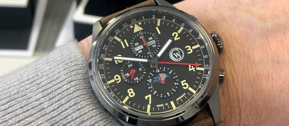 Big Pilot Professional: Eine Piloten-Uhr für Kenner