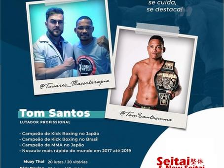 Quiropraxia Japonesa Seitai - Método do Prof. Adriano Saran - a terapia dos altetas campeões