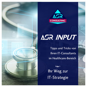 Ihr Weg zur IT-Strategie - ASR INPUT