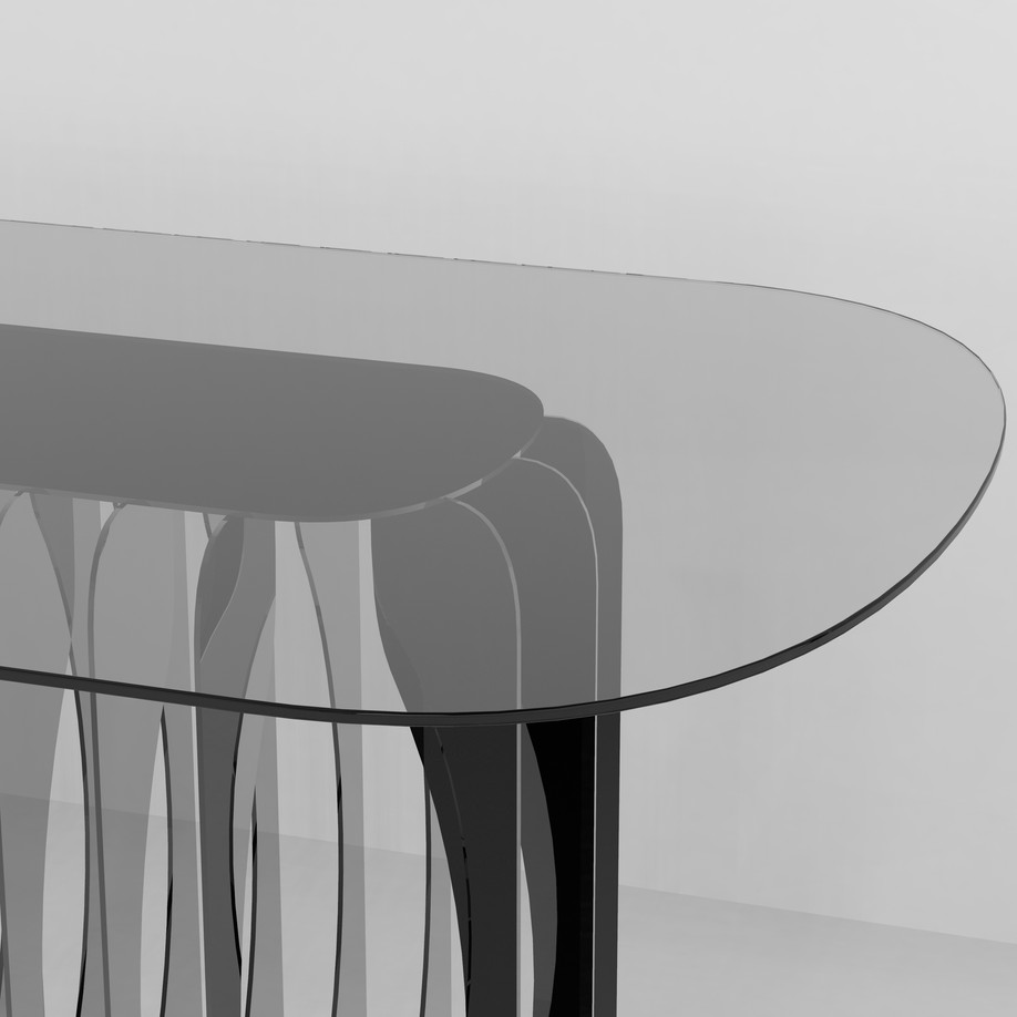 Pleat Table