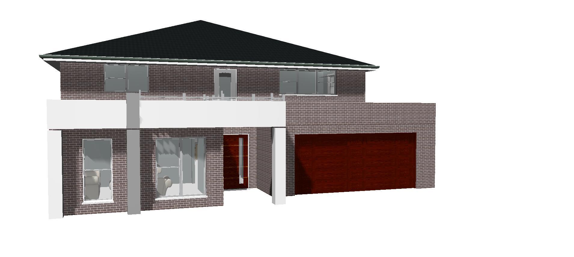 Concept D - facade