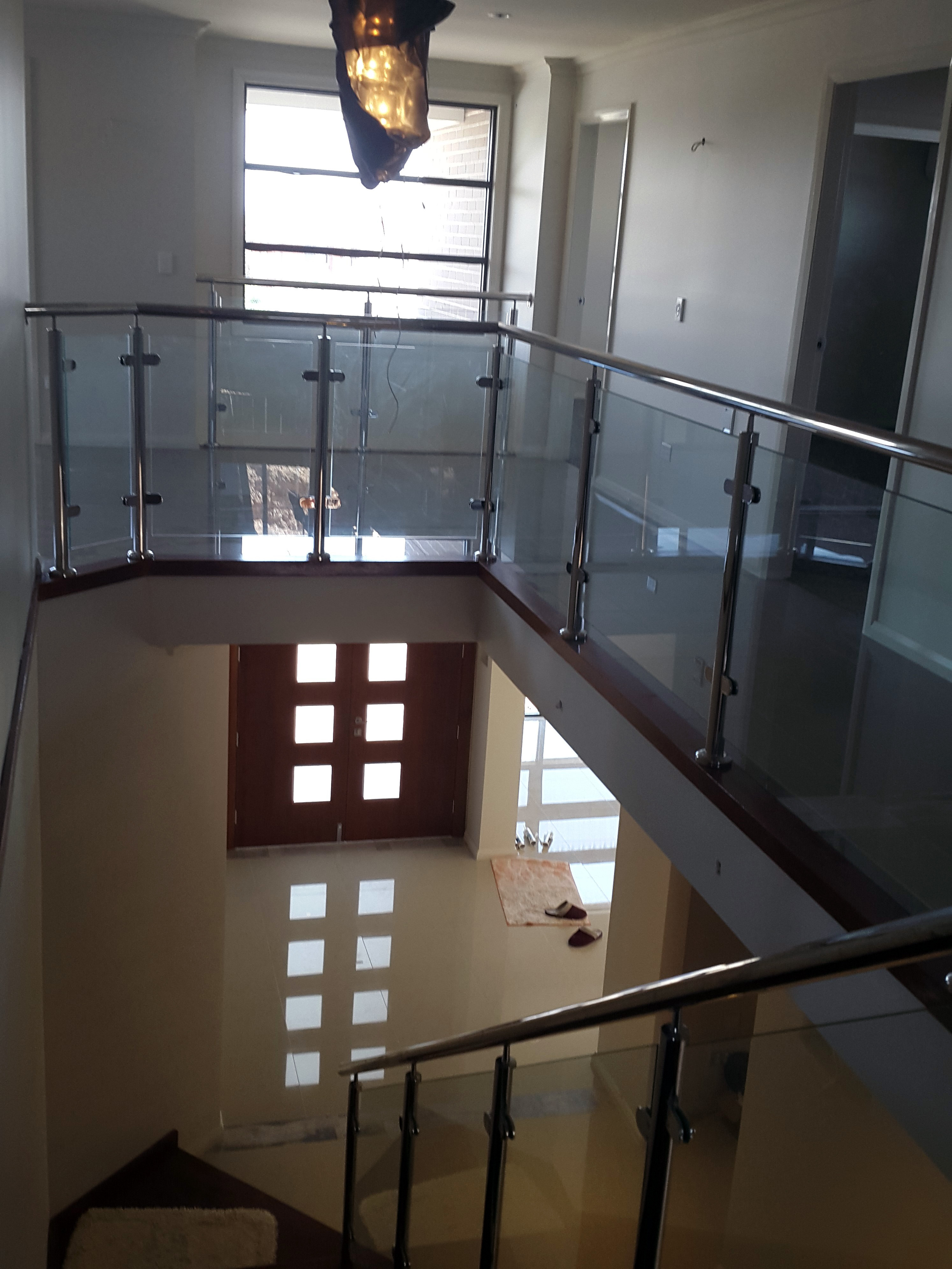 Upstairs View