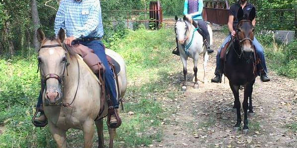 Scavenger Hunt Ride, Lunch and Demonstrations