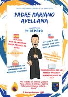 AFICHE PADRE MARIANO AVELLANA