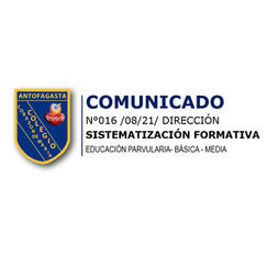 COMUNICADO N°016