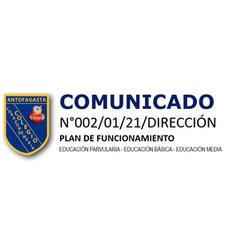 COMUNICADO N°002