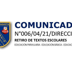 COMUNICADO N°006