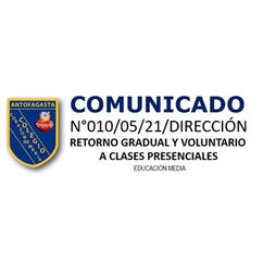 COMUNICADO N°010