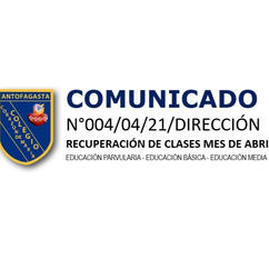 COMUNICADO N*004