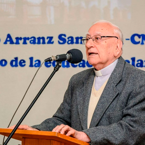 FALLECIÓ P. TEODORO ARRANZ cmf MISIONERO CLARETIANO