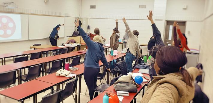 Arts Programming - Kinsephere Workshop