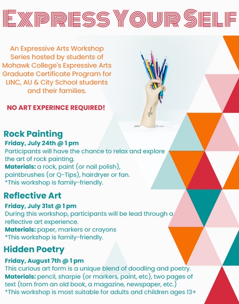 Virtual Workshop/Mohawk College