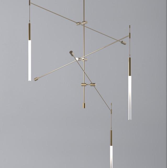 Ceiling Lamp «LETTER LOVE»