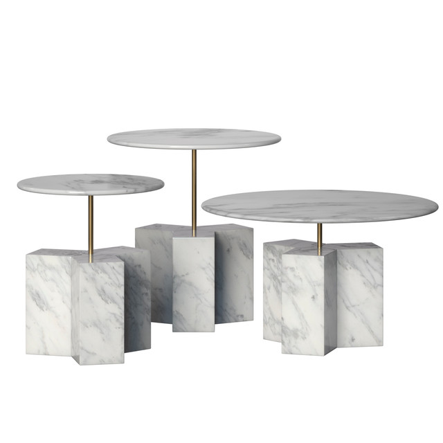 "Кофейный столик ""Big Coffe Table Brick Trio"""
