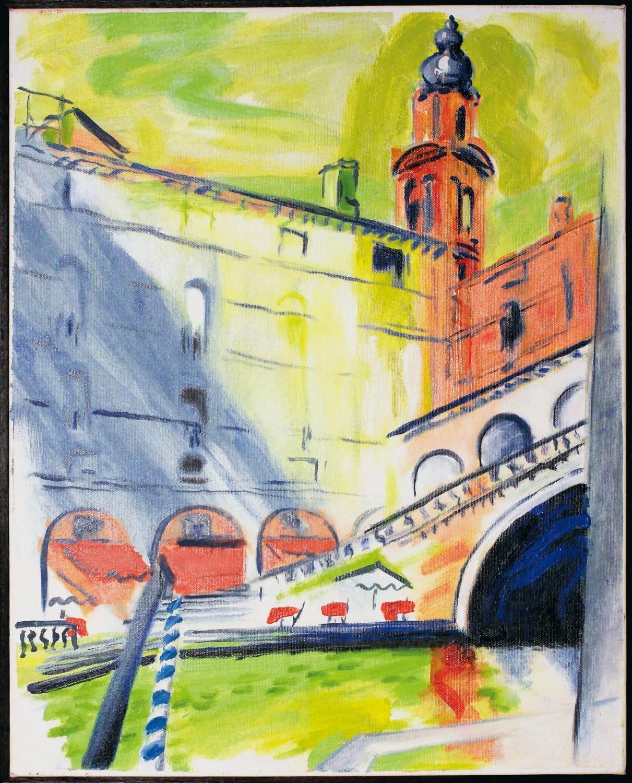 Vincino di Ponte Rialto, Venice 2011