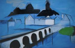 Le Pont au Blanc, 2014