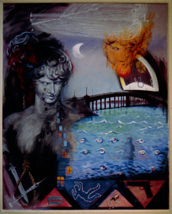 Exvoto for the Beloved Suicides 1996