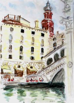 Corner Rialto, Venice 2011