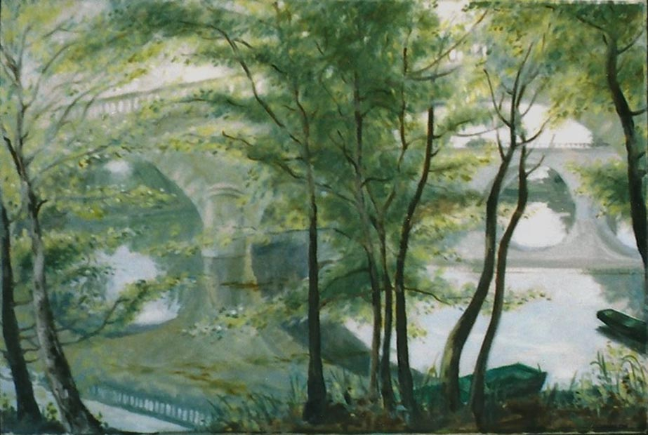 Two Bridges, Rolnier 2009