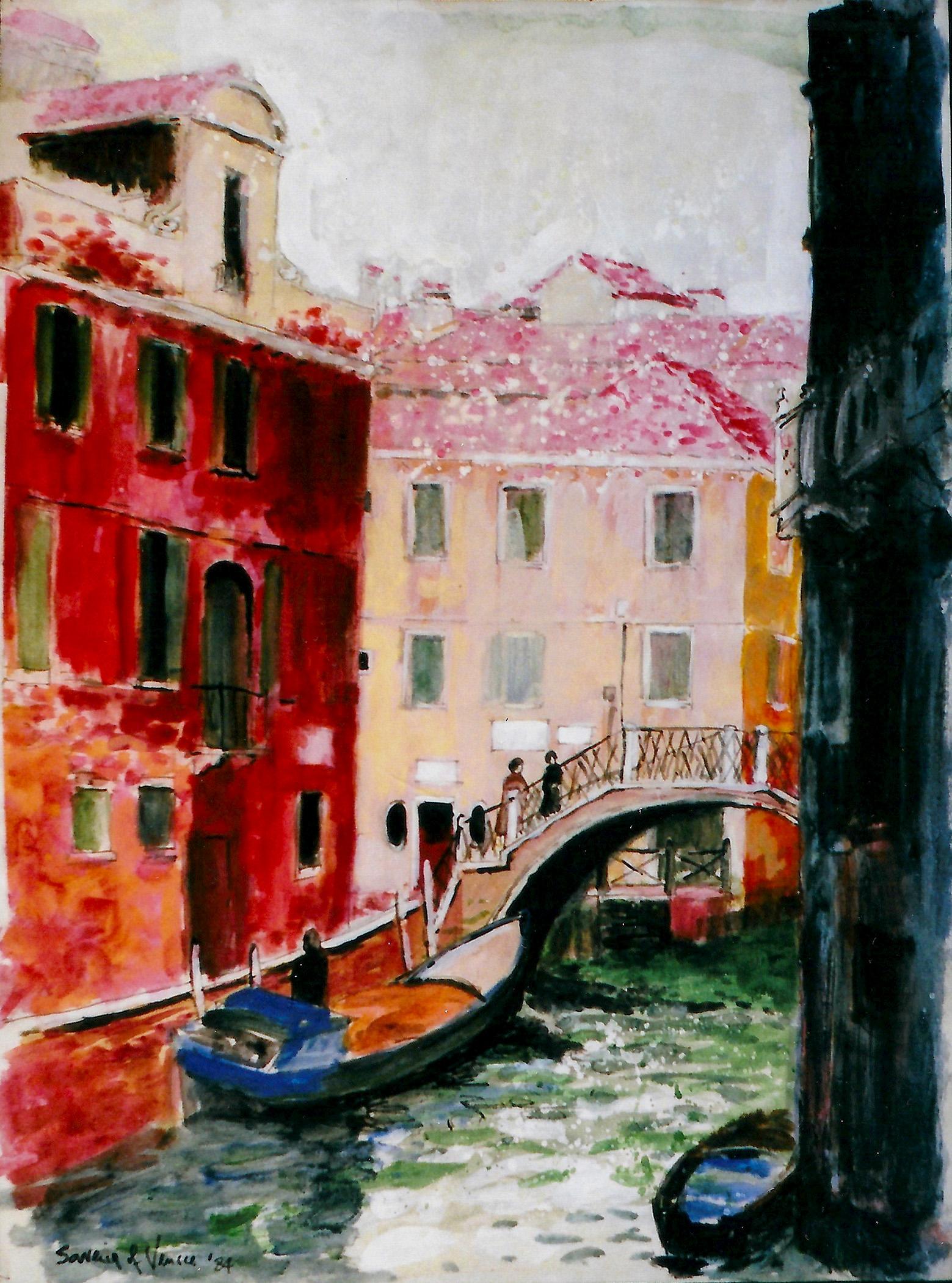 Souvenir of Venice 1984