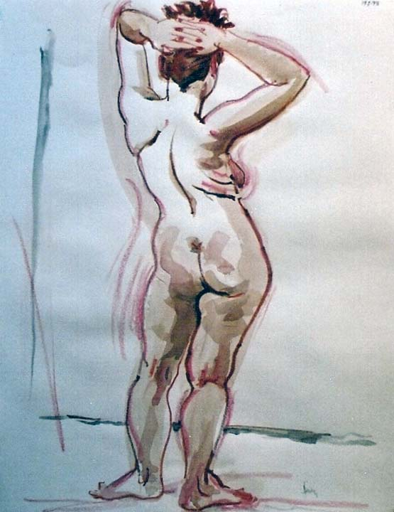 Female Nude 1998