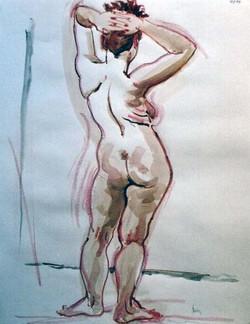 Female Nude 1998