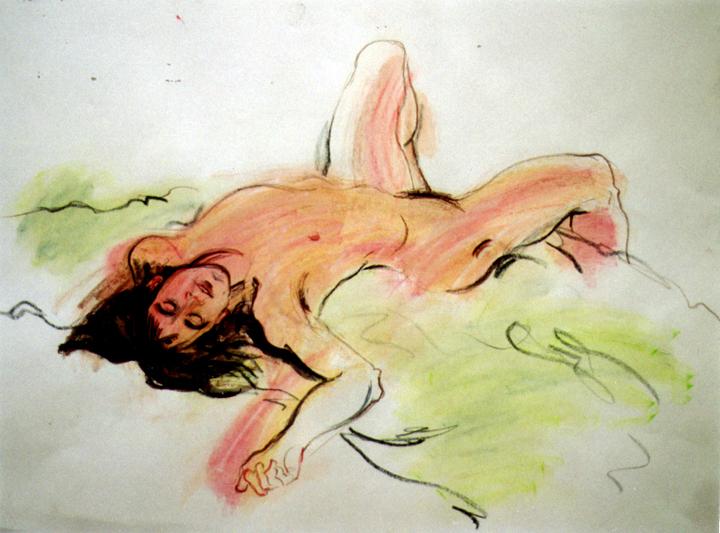 Figure Study Vita Brevis 1994
