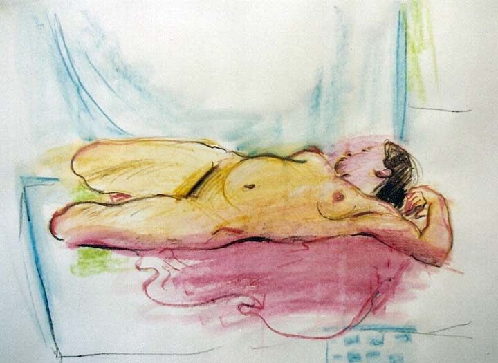 Female Nude 1993