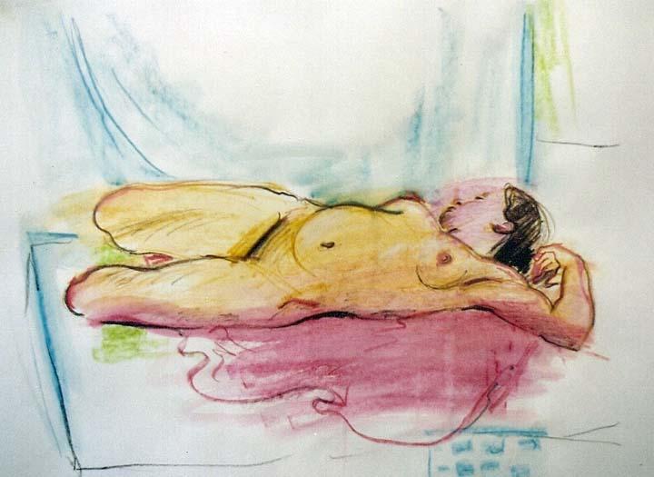 Female Nude 1993