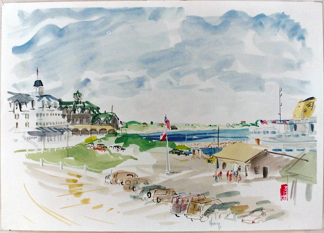 Block Island Ferry 1992