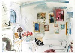 Sondra's White Room 1996