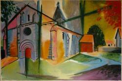 Romanesque Chapel 2012