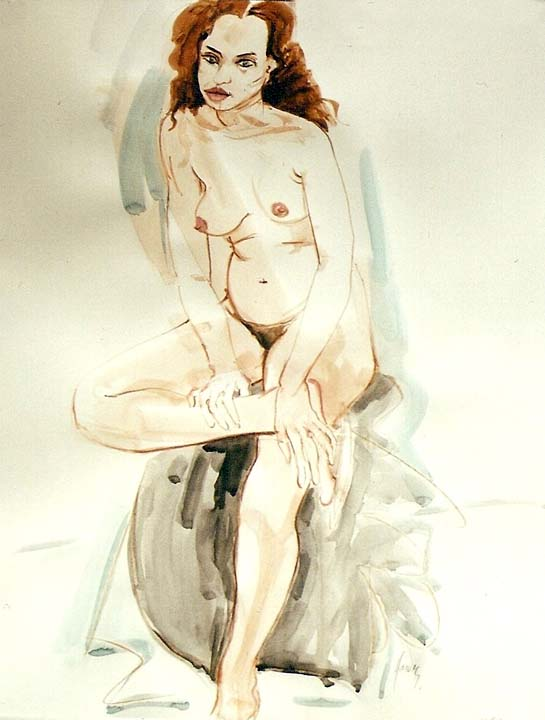 Female Nude 2000