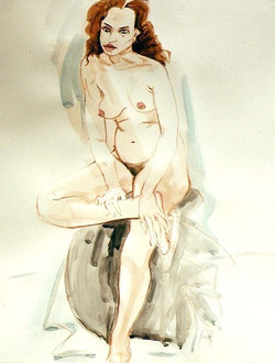 Female Nude 2000