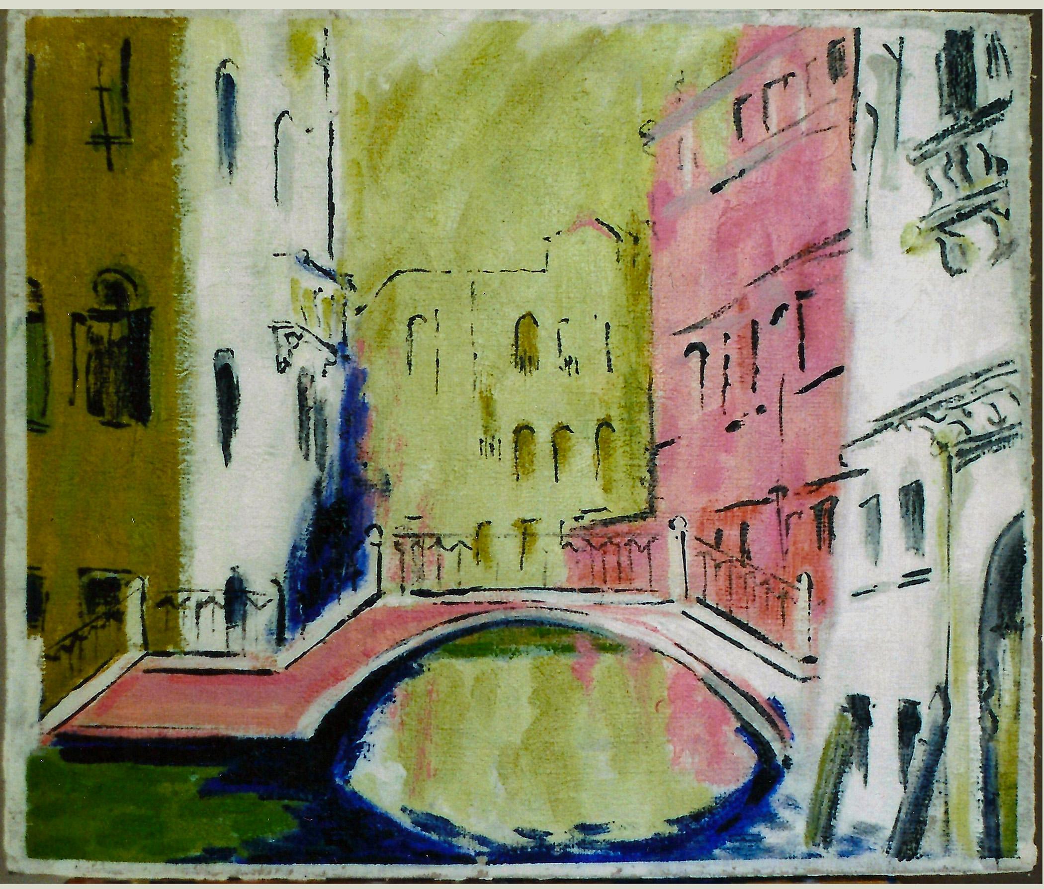 Ponte di Ca' Donna, Venice 2011