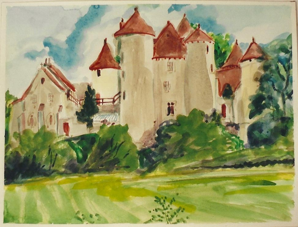 Chateau Forges, Concremier 2000