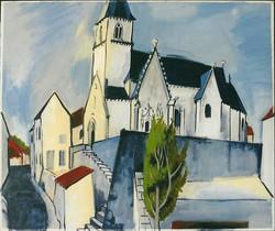 Village Church, Concremiers 2004