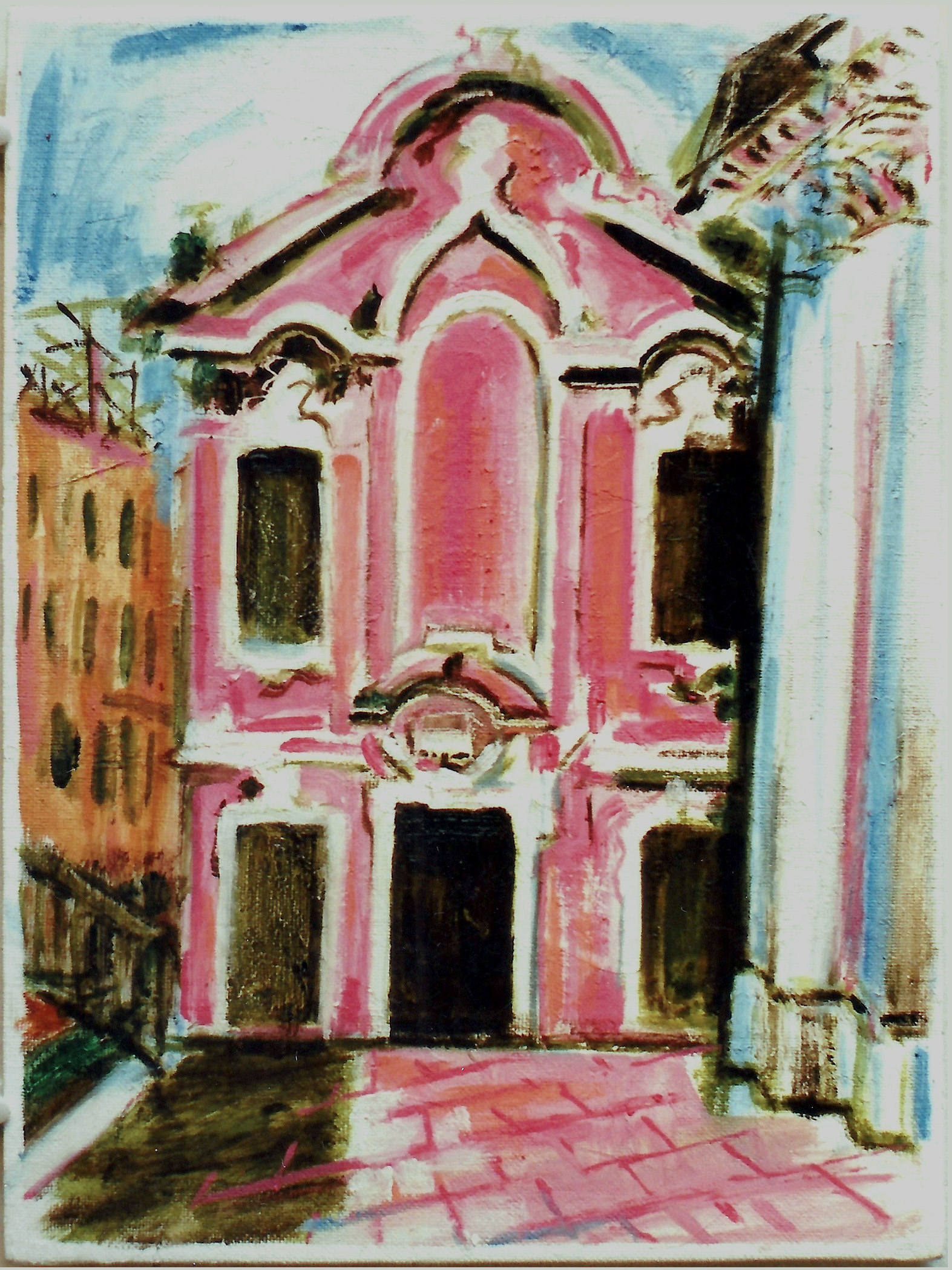 San Stae, Venice 2011