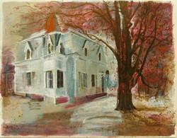 Victorian House, RI 1993