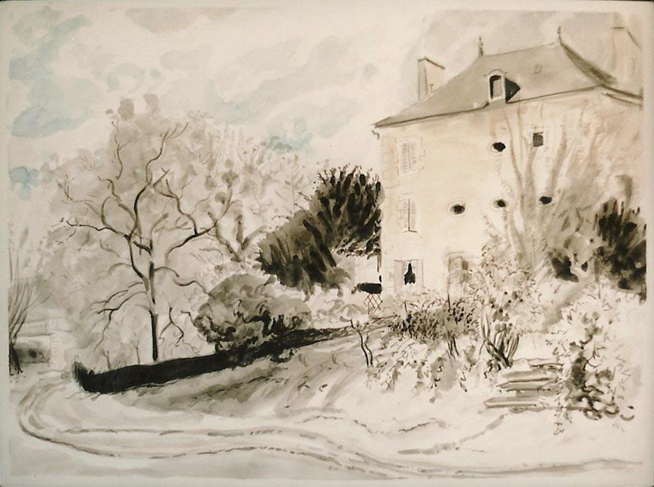La Maison Planté, Concremiers 1997