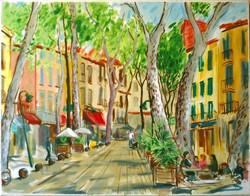 Céret, Provence