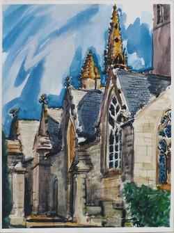 St. Nonna, Brittany 2000
