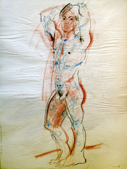 Study of Tattoos 1994