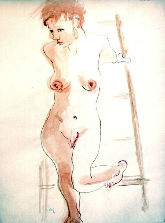 Female Nude 2004