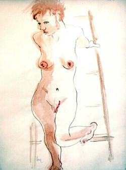 Female Nude 2004